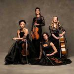 Kaia String Quartet: Returning Friends